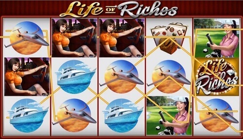 all slots casino life or riches