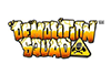 Demolition Squad Slot Logo