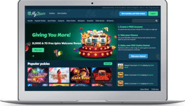 MyChance Casino Reviews