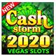 Cash Storm iPhone Casino